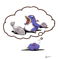 A prinny can dream by sanora