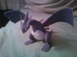shadow lugia papercraft by fmaXp3rt