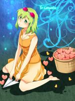 Megpoid GUMI2 by greteling