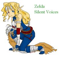 Zelda: Silent Voices by SquirtSapphire