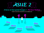 ASUE 2 : The Gum Machine by turnheron