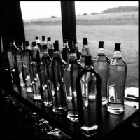 bottles by stepane