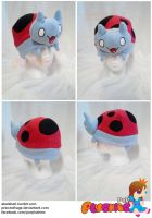 Catbug Hat by PrinceOfRage