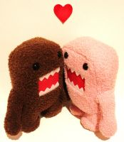 DoMo HaPpY vAleNtInE's DaY by 9tailedfoxgirl