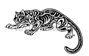 All sure things Aztec_Jaguar_Tattoo_Commission_by_WildSpiritWolf