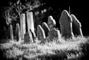 Tooting cemetery II by only-melancholy