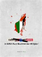 Gaza may Allah be with you by Mona-85
