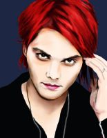 Gerard Way by Rock-n-Roll-Tragedy