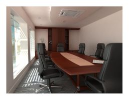 3D boardroom 3 by subaqua