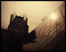 Louvre by vincentvc