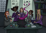Potions Class by TallyTodd