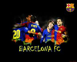 FC Barcelona by 9Inls