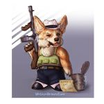 Mobster Corgi | #Artygames Character Design Prompt by webion