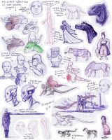 Doodle Collection 2007 by suthnmeh