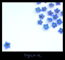 forget-me-not by cherrybOO
