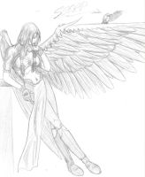 angel by scorp106