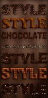 Chocolate styles by DiZa-74