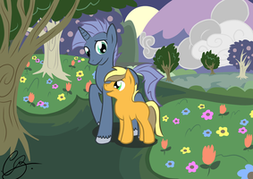 The Last Time I Saw Him by MrRowboat