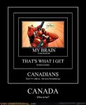 Canada Demotivational Poster by aceruby