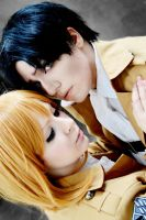 Heichou my love by Take-Ru