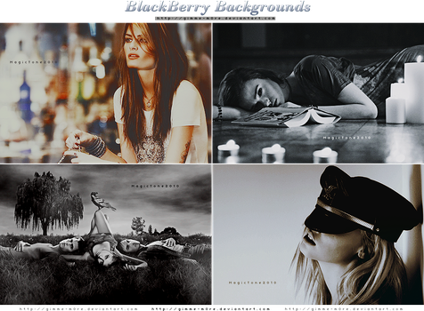 BlackBerry's Wallpapers 4 by Gimme-M0re