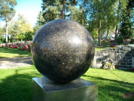 Stone Ball by migartSTOCK