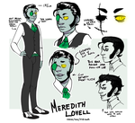 Meredith Lovell - Reference or something by SirMeo