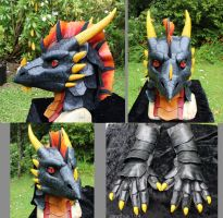 Darylith mask by zarathus