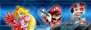 snes banner by pnutink