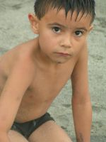 Little Boy, Costa Rica by clicksissi