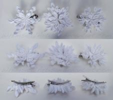 Snow Flakes by WhimsicalArtisan