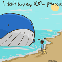 OH WAILORD by jeffRaging