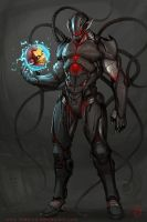 Ultron Fanart by hoasind