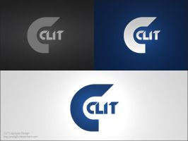 CLIT Logotype Design by dsquaredgfx