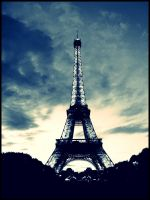 Tower Eiffel by cata-angel