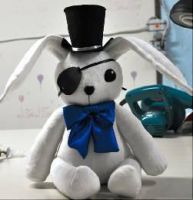 Phantomhive Ciel Bunny - FOR SALE 50 USD by yaoyaoing