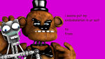 Freddy's Valentine thing by TPCallie
