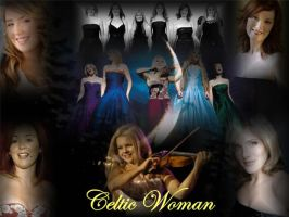 Celtic Woman by Eternal-Mothra