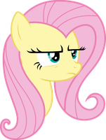 Fluttershy Vector by Powerpuncher