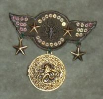Four Star Cthulhu Airforce War Medal 1 by Windthin