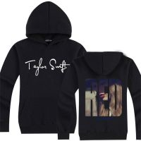 Taylor Swift RED new style pullove hoodie by cosplaysky123