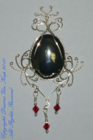 Hematite and crystal by walker8