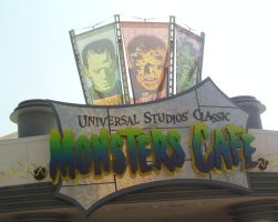 Monster Cafe by MonsterMovie666