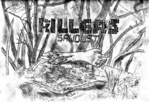 The Killers - Sawdust by Iron-Jaden