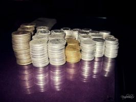 Coins. by JellyS4ndwich