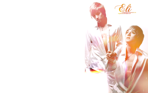 U-Kiss Eli Wallpaper by singthistune