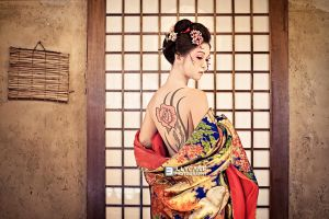 Memoirs of a Geisha II by Yingz