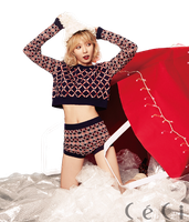 HyunA (Trouble Maker) PNG [Render] by GAJMEditions