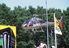 Medical Helicopter (San Marino 1994) by F1-history