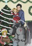 FMA: Christmas Tree by Coconut-Thief